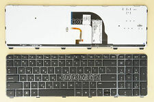 For HP Pavilion M7-1000 m7-1015dx m7-1078ca dv7-7008tx Keyboard Greek Backlit
