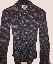 MEXX CASUAL SHIRT/ LEAF PATTERN / SIZE XXL