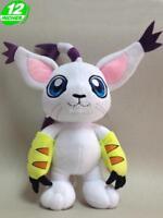 "Big 12"" Digimon Adventure Gatomon Tailmon Plush Stuffed Doll DAPL1898"