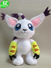 "Big 12"" Digimon Adventure Gatomon Tailmon Plush Stuffed Doll DAPL1898"