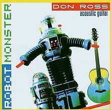 Robot Monster von Don Ross | CD | Zustand sehr gut