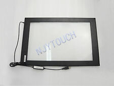 New 19 Inch Infrared Touch Screen Panel Frame USB Win 7 Drive DIY Kit 16:10