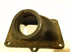 1983 YAMAHA YZ250 INTAKE BOOT RUBBER CARB BOOT