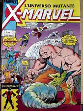 X-Marvel - L'Universo mutante n°9 1990 ed. Play Press  [G.187]