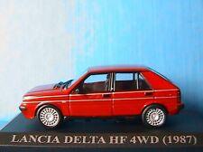 Lancia Delta HF 4wd (1987) 1 43 IXO