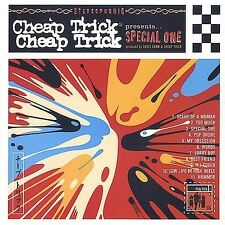 Special One/Cheap Trick/ with bonus dvd/new & sealed/USA seller