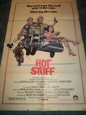 HOT STUFF(1979)DOM DeLUISE ORIG 1SHEET POSTER
