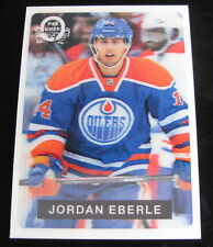 2014-15 OPC 3-D JORDAN EBERLE #8 OF 42**Edmonton Oilers**