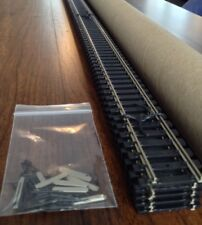 Atlas #168 CODE 100 SUPER FLEX TRACK N/S 3 PK HO 6 Rail Joiners 30 Track Nails
