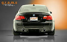 BMW 3 CARBON Rear Diffuser / Undertray E90 E91 E92 E93 3 Series 335 330 v8