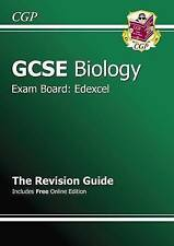 GCSE Biology Edexcel Revision Guide (with Online Edition) (A*-G Course) by CGP …