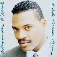 Alexander O'Neal: All True Man PROMO w/ Artwork MUSIC AUDIO CD Edit LP ZSK 3032