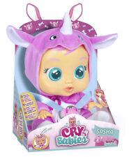 Baby Cry Babies Sasha doll new boxed