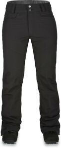 Dakine Women's Westside II Shell Snowboard Pants Medium Black New