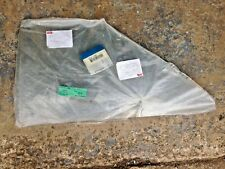 FORD ESCORT XR3 NEW 3 DOOR MK3 REAR L/H FIXED clear QUARTER WINDOW NOS LEFT SIDE