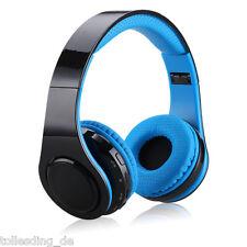 Over Ear Kopfhrer Bluetooth Kopfhörer Kabellos-Sport Stereo FM/AUX-in/TF Headset