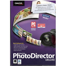Cyberlink Photo Director Deluxe: Photo Editing For Win 8/Mac