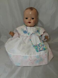 "Vintage Composition Doll Made in USA 750  20"" Tall"