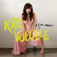 "KATE VOEGELE ""A FINE MESS"" CD NEU"