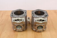 2002 SKI-DOO SUMMIT ZX 800 Left & Right Cylinders Matched PAIR PORTED