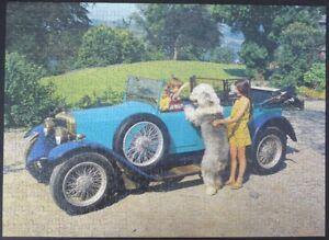 VINTAGE Good Companion Jigsaw Puzzle 500 Pieces  Veteran Car No 3 COMPLETE