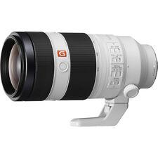 Sony FE 100-400mm f/4.5-5.6 GM OSS Full Frame E-Mount Lens