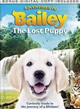 Adventures Of Bailey : The Lost Puppy ( DVD, 2012 )