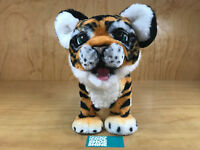 HASBRO FUR REAL FRIENDS ROARIN TYLER THE PLAYFUL TIGER INTERACTIVE TOY ORANGE