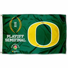 Oregon Ducks College Football Playoff Flag