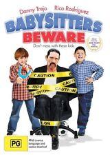 Babysitters Beware (DVD, 2013) SEALED, R4, Danny Trejo, Rico Rodriguez