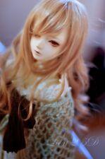 1 4 7-8 Dal MSD Wig YOSD Pullip BJD SD DZ DOD LUTS Dollfie Doll wigs brown 18-19