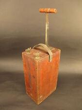 Vintage Aetna Powder Compant LION No. 3 Blasting Machine