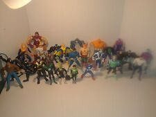 supper hero figure  collection from Marvel to DC