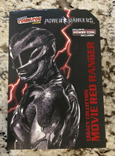 Power Rangers Legacy Collection Movie Red Ranger NYC Comic Con Limited Edition
