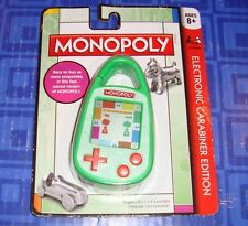 MONOPOLY Electronic Carabiner Electronic Handheld Travel Game New In The Package