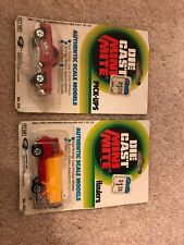 Lot Of Vintage Nip Die Cast Mini Mini Mite Hauler Pick-up