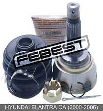 Outer Cv Joint 23X50X25 For Hyundai Elantra Ca (2000-2006)
