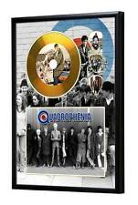 Quadrophenia Gold Look CD & Plectrum Display Vespa/Lambretta/Mods/The Who