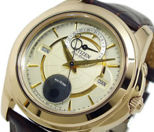 Citizen Eco Drive Calendar Moon Phase BU0003-02P