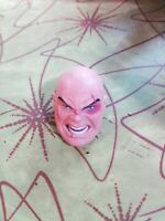 Marvel Legends Kingpin battle damage  BAF Head Spider-man
