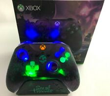 Limited Edition Sea of Thieves Xbox One Controller w LED MOD PC iPhone Android