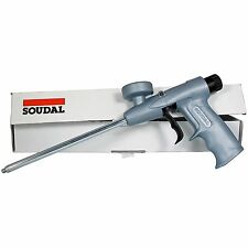 Soudal Compact Professional Pu Expanding Foam Gun Polyurethane Foam Applicator