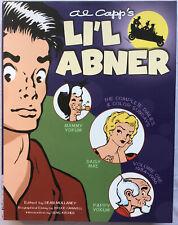 Al Capp's Li'l Abner Volume 1 1934-1936-HC/DJ-IDW The Complete Dailies & Sundays