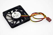 Delta EFB0612MA-F00 12VDC 3-PIN 60mm x 60mm X 10mm Fan