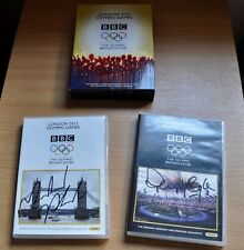 Michael Phelps & Danny Boyle Signed London 2012 Olympics DVD Boxset BBC