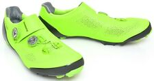 Shimano S-Phyre XC9 SH-XC901 Mountain Bike Shoes EU 46 US Men 11.2 Green 2 Bolt