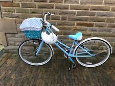 """Victoria Pendleton Girls Bike 26"""" tyres virtually brand new"""