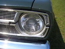 Scheinwerfer Plymouth Barracuda Valiant Duster NEU H4 Umrüstscheinwerfer