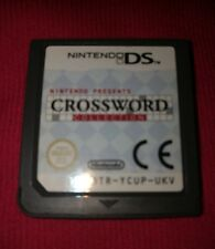 Nintendo Presents Crossword Collection Nintendo DS DSi DSi XL 3DS 2DS XL Game