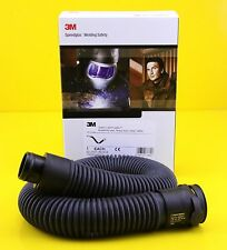 3M Speedglas - 834017 QRS Rubber Breathing Tube for Adflo Respirator 9100 Series